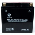 Adventure Power UT14B-BS Replaces Yuasa YT14B-BS
