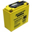MotoBatt 51814 - FREE CHARGER INCLUDED