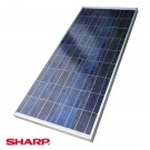 Sharp 130 Watt Polycrystalline Solar Panel