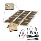 Global Solar 62 Watt Desert Camo Foldable Solar Panel (P3-62)